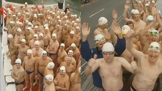 Liffey Swim (2001)