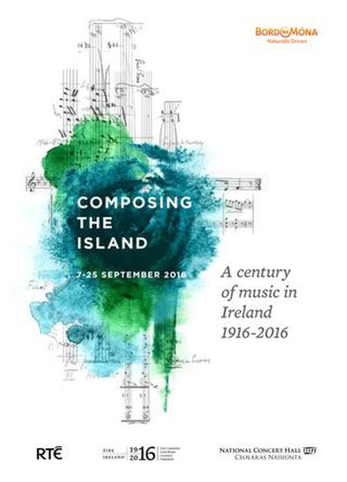 """Composing The Island"", celebrating 100 years of music in Ireland"