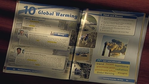The controversial chapter on global warming has been revised
