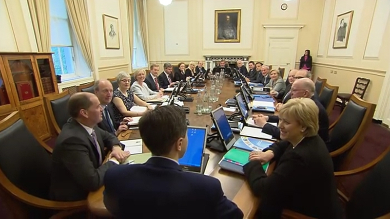 Image result for Irish Cabinet agrees to set up all-Ireland group to prepare for Brexit