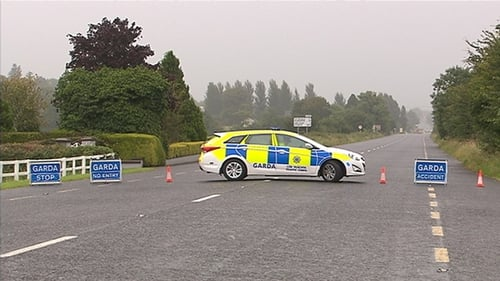The collision happened on the Offaly/Westmeath border