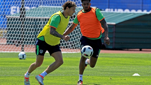 Cyrus Christie is on the look out for a new housemate after Jeff Hendrick's move
