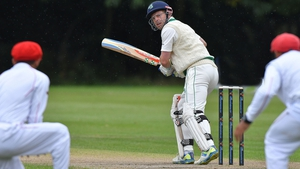 Ed Joyce impressed with the bat for Ireland