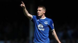 James McCarthy could be on his way out of Everton