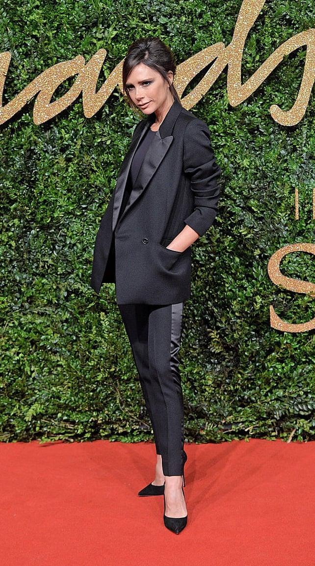 Victoria Beckham, British Fashion Awards 2015