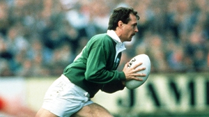 Paul Dean, seen here in his playing days, is the next Ireland team manager