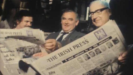 The Irish Press is 50 (1981)