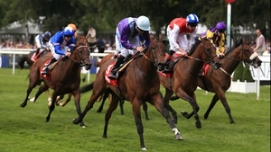 Dancing Star has won four of her five starts this season