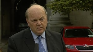 Michael Noonan said Ireland's tax regime was the envy of Europe