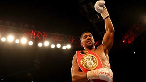 Anthony Joshua's fight with Wladimir Klitschko will not go ahead