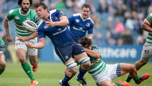 Jordi Murphy is one of the many key names who are back for Leinster