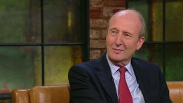 The Late Late Show Extras: Shane Ross