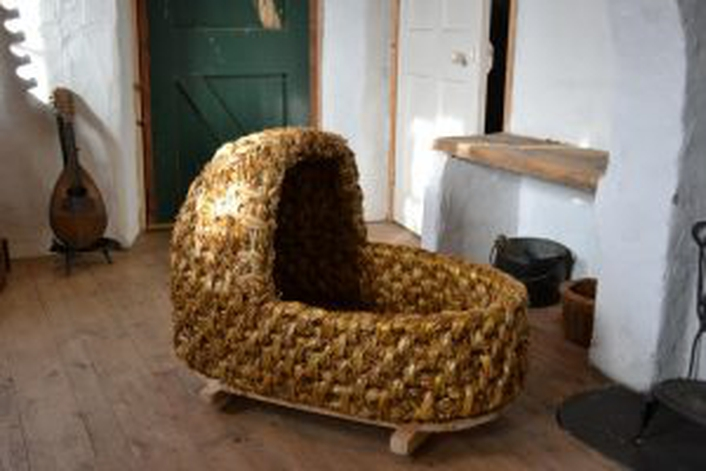 Straw Craft report by Frances Shanahan