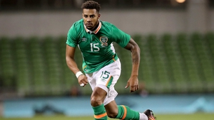 Cyrus Christie will aim to be back for the match with Wales next month