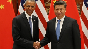 US President Barack Obama met Chinese President Xi Jinping ahead of G20 summit