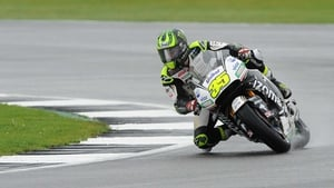 Cal Crutchlow lies 10th in the  World Championship