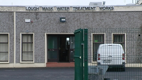 The cryptosporidium parasite was detected in the Lough Mask Regional Water Supply Scheme in Mayo