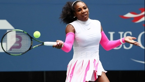 Serena Williams has won the US Open on six occasions, most recently in 2014