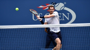 Andy Murray won the US Open in  2012