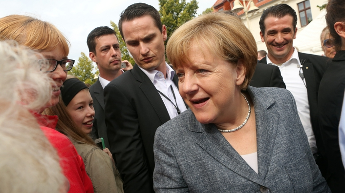 Extra Audio: Merkel's CDU beaten into third place by the anti-immigration party