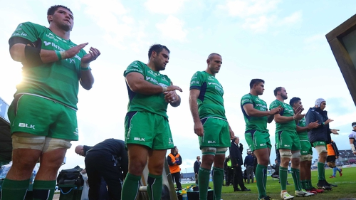 Champions Connacht got the defence of the crown off to a poor start