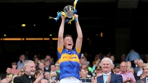 Brian McGrath would not be the last Tipp captain of the day to climb the steps in triumph.