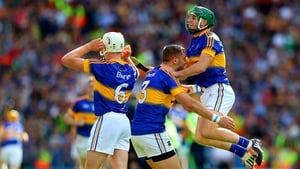 Tipperary's Ronan Maher, James Barry and Cathal Barrett all made the Sunday Game team