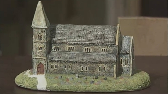 Model Of Drumcree Church