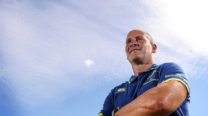 Stuart Lancaster: 'I think I'll come back a better coach and hopefully give that to Leinster'