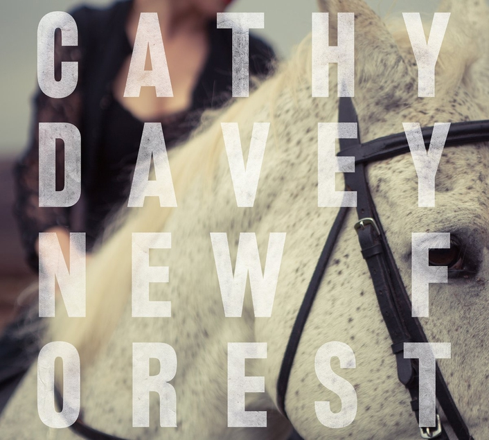 Cathy Davey in session