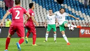 Jeff Hendrick got his first international goal