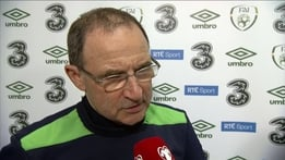"World Cup 2018 Qualifier Extras: O'Neill - ""We deserved a point"""