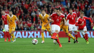 Gareth Bales and Wales will be looking for their second win in Group D