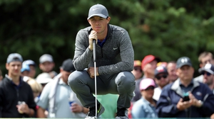 Rory McIlroy: 'It's definitely not the finished article, but it's a big step in the right direction.'