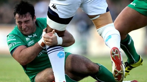 Denis Buckley is being monitored after sustaining a concussion against Glasgow Warriors