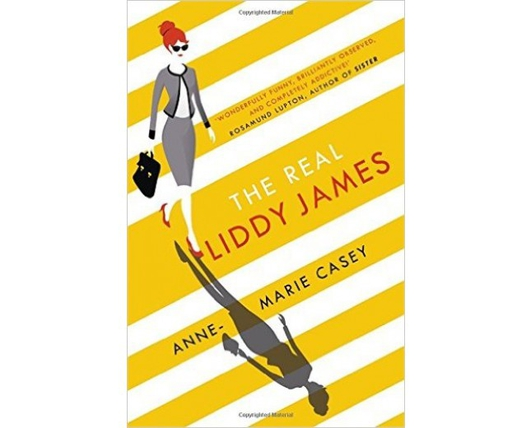 """The Real Liddy James"" by Anne-Marie Casey"