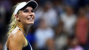 Caroline Wozniacki has rediscovered her groove in this tournament
