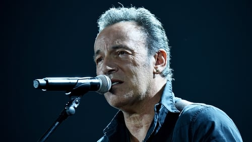 """Springsteen - """"I was crushed between 60 and 62"""""""