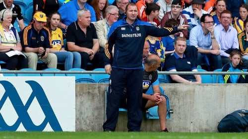 Fergal O'Donnell said he made the decision in the 'best interests' of the Roscommon team