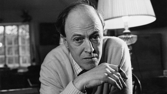 Meeting Roald Dahl