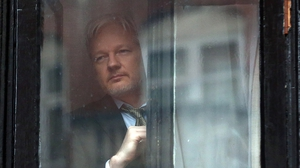 Julian Assange has been living in the Ecuadorean embassy in London since 2012