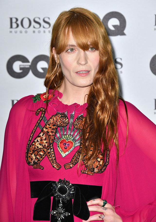 Florence Welch: Cool and unique, as she always is