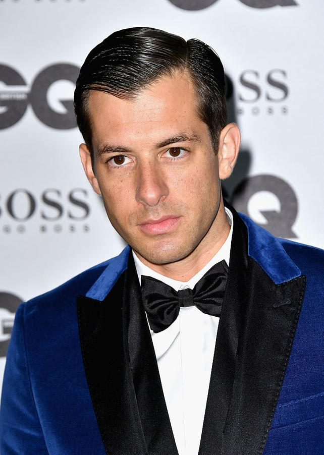 Mark Ronson: Winner of the Most Stylish Man award