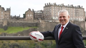 Warren Gatland: 'I'm honoured to be offered the role again'