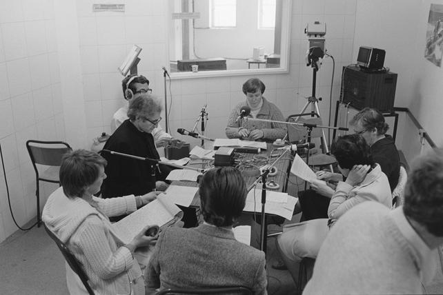 RTÉ Community Radio West in Foxford, County Mayo (1981)