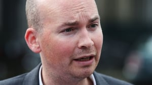 Paul Murphy has agreed not to speak about the subject matter of the trial or the charges he faces at the protest tomorrow