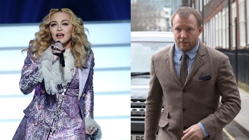 Madonna and Guy Ritchie reach undisclosed agreement in custody battle case