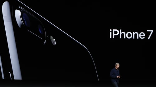 Apple launched the new iPhone 7 at a San Francisco event earlier this month