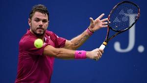 Three-time major winner Stan Wawrinka defeated Novak Djokovic in last year's US Open final