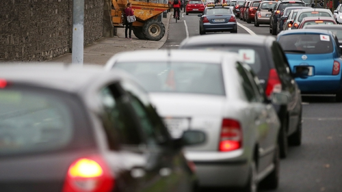 According to the INRIX study, commuters in Dublin spent 246 hours sitting in traffic last year